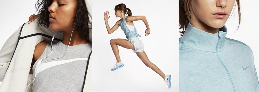 Women's Sportswear & Sports Shoes