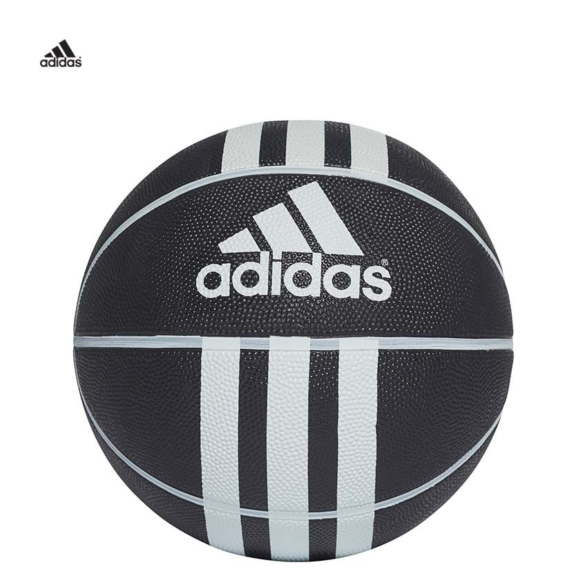 adidas 3 Stripe Rubber X Basketball