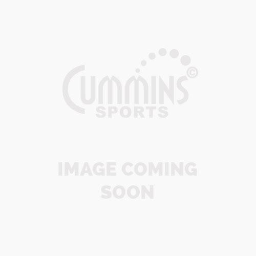 adidas Ladies Ice Yellow logo V-Neck Tee
