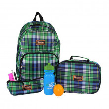 Freelander 3 piece backpack