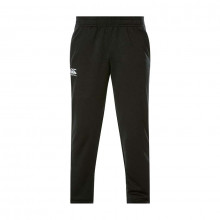 Canterbury Tapered Poly Knit Pant Girls