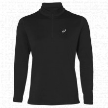 Asics Silver 1/2 Zip Winter Top Ladies
