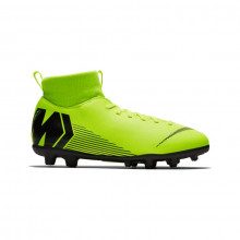 Nike Jr. Superfly 6 Club (MG) Multi-Ground Football Boot Kids UK 13.5-5.5