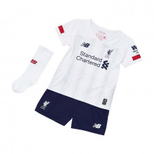 Liverpool Away Infant Kit 2019/20