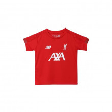 Liverpool Infant On Pitch Jersey Infants