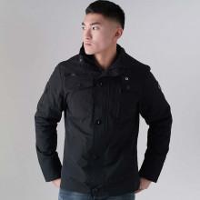 Crosshatch Woodrow Move High Neck Jacket Men's