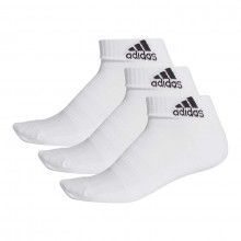 adidas Cushioned Ankle 3 Pack Socks