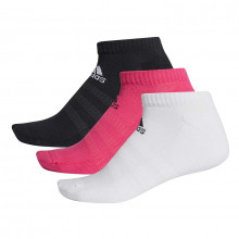 adidas Cushioned Low 3 Pack Socks