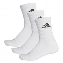 adidas Cush Crew 3 Pack Socks