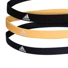 adidas Hairband 3 Pack