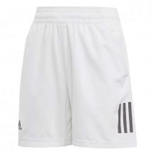 adidas Club 3 Stripe Shorts Kids