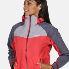 Regatta Oklahoma V Reflective Waterproof Jacket Ladies