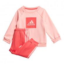 adidas 3 Stripe Fleece Jogger Infants