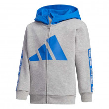 adidas French Terry Hoodie Little Boys