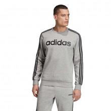 adidas Essentials 3 Stripe Sweatshirt Men's
