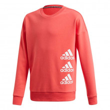 adidas Must Haves Crew Top Girls