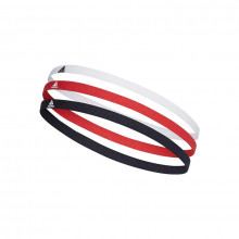 adidas 3 Pack Headband