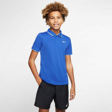 NikeCourt Dri-FIT Big Kids' Tennis Polo Boys'