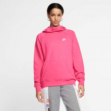 Nike Sportswear Essential Funnel-Neck Fleece Pullover Hoodie Women's