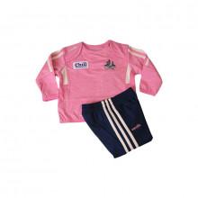 Cork Brushed Infants Jogger Suit