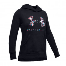 Under Armour Rival Print Fill Logo Hoodie Kids