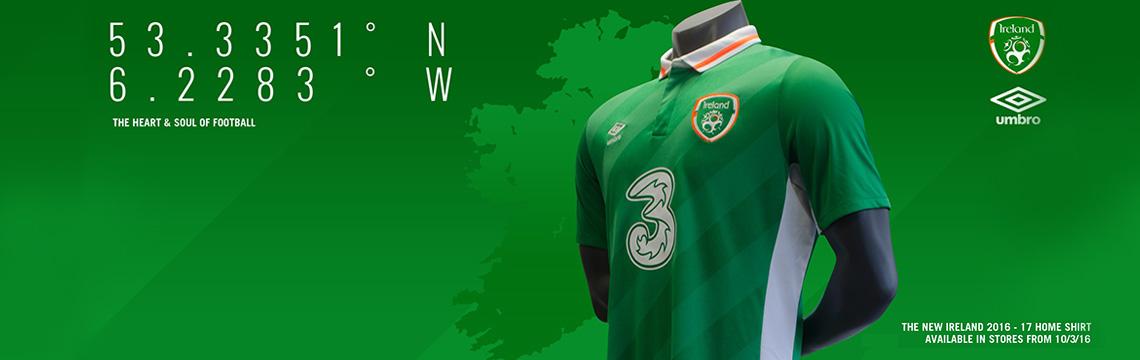 Ireland Soccer 2016